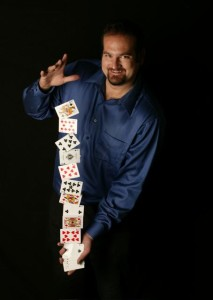 Denver Magician and Illusionist Keir Royale