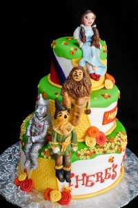 Birthday Party Ideas, the Wizard of Oz