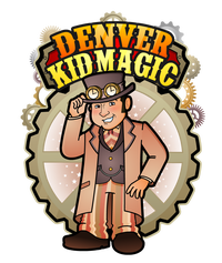 Denver Magician for Kid's Birthday Parties