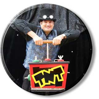 private event entertainment Denver magic show